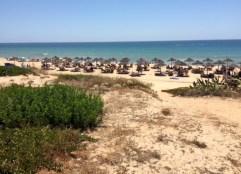 Praia de -Garrao-Villas-vakantie portugal Algarve - mooi strand 123