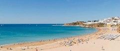 Praia de -Garrao-Villas-vakantie portugal Algarve - mooi strand 1234