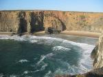 praia do tonel, sagres, vakantie algarve, super mooi strand 002