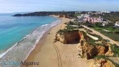 praia do vau algarve strand portugal vakantie 1