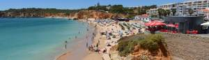 praia do vau algarve strand portugal vakantie 12