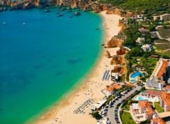 praia do vau algarve strand portugal vakantie 123
