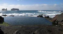 Natural Pool(Mosteiros) nr. 1 mooi strand azoren