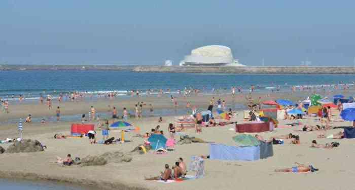 porto-matosinhos-strand, vakantie portugal 002