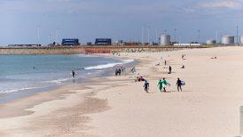 porto-matosinhos-strand, vakantie portugal 003