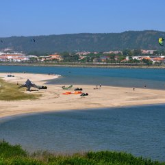 Portugal-Esposende-Kite-Camp-Kite-Beach, strand vakantie portugal 001
