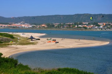 Portugal-Esposende-Kite-Camp-Kite-Beach, strand vakantie portugal 001
