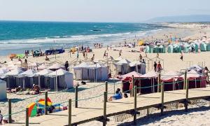 Portugal-Esposende-, strand vakantie portugal 003