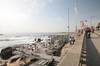 praia de espinho super mooi strand bij porto portugal vakantie 003