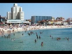 praia de espinho super mooi strand bij porto portugal vakantie 004