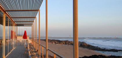 praia-dos-ingleses super mooi strand vlakbij Porto noordkust Portugal 001