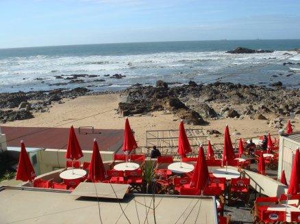 praia-dos-ingleses super mooi strand vlakbij Porto noordkust Portugal 002