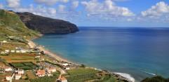 praia formosa santa maria azoren vakantie supe rmooi strand 002