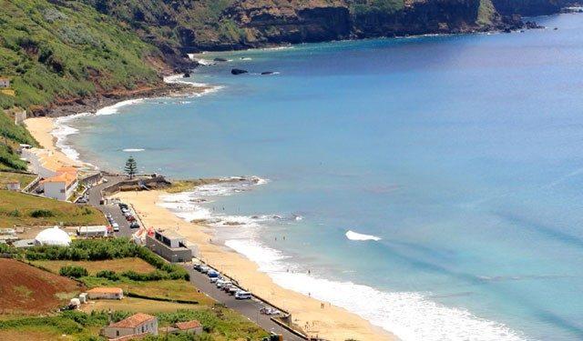 praia formosa santa maria azoren vakantie supe rmooi strand 003