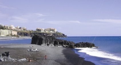 Praia_Formosa_nr. 1 strand mooiste stranden top 10 portugees eiland Madeira, vakantie portugal 001
