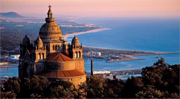 Viana do Castelo, Costa Verde, mooi strand noord portugal vakantie 001