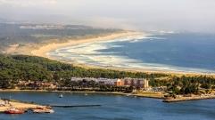 Viana do Castelo, Costa Verde, mooi strand noord portugal vakantie 004