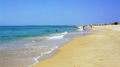 ilha da culatra mooi strand ria formosa olhao algarve portugal vakantie 12
