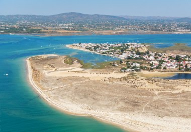ilha da culatra mooi strand ria formosa olhao algarve portugal vakantie 123