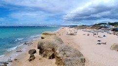 praia da gale mooi strand aan de algarve 123