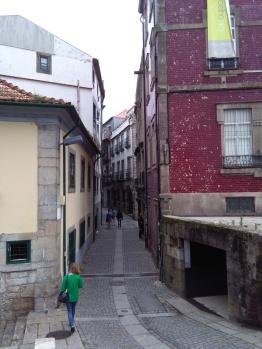 Porto stedentrip romantische bestemming vakantie Portugal binnenstad