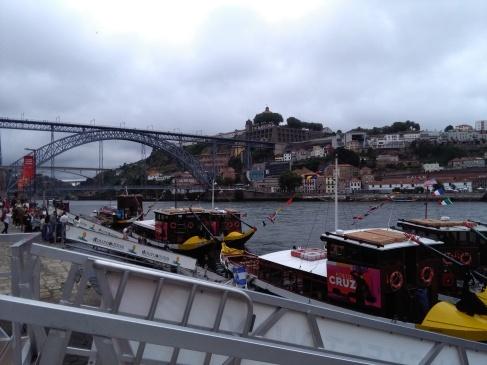 Porto stedentrip romantische bestemming vakantie Portugal