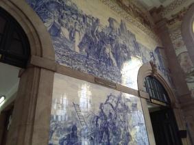 train trein station Porto