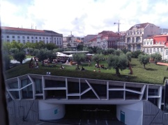 BASE bar Porto park