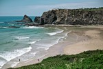 praia de Odeceixe-mooi strand algarve portugal vakantie 003