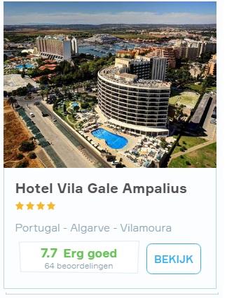 goedkoop hotel vilamoura