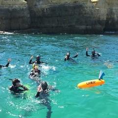 snorkelen albufeira