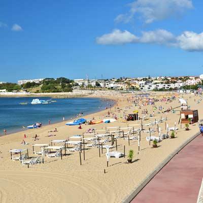 oeiras-beach strand bij lissabon