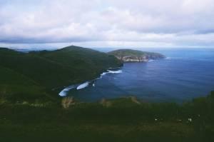 azoren uitzicht