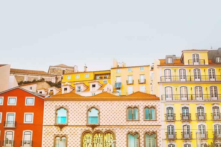 architectuur algarve portugal vakantie