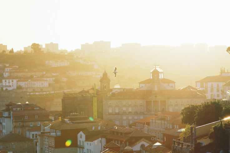 architectuur portugal vakantie