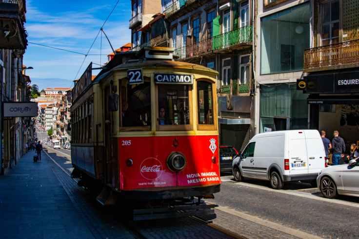 tram portugal