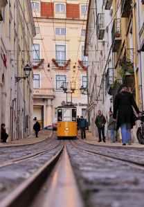 trammetje portugal