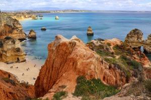 portugal-rotsen algarve