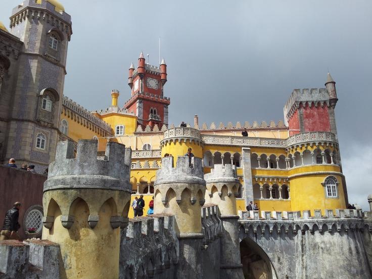 portugal-sintra kasteel