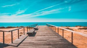 portugal-strand vakantie 1