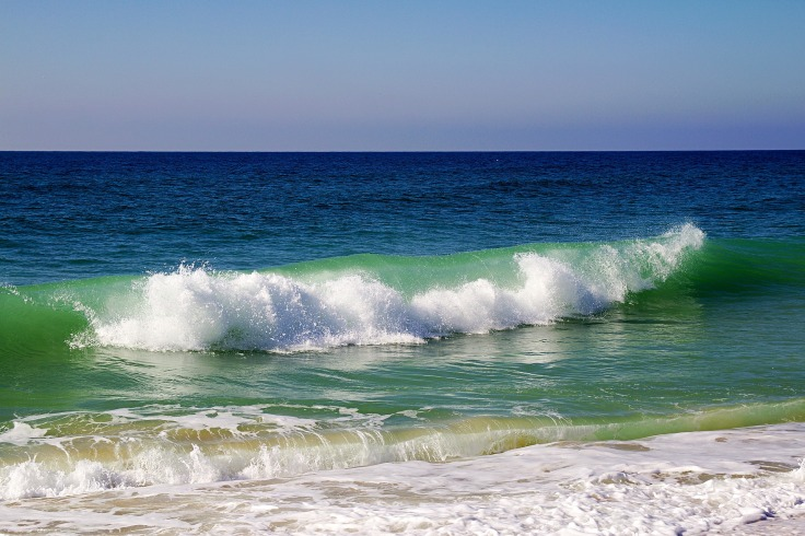 portugal-zon zee strand