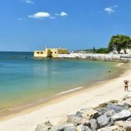 praia-caxias-beach-forte-giribita stranden vlakbij lissabon en estoril, cascais