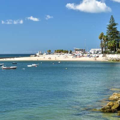 praia-velha-strand-paco-de-arcos mooie locaties vlakbij estoril en cascais costa lisboa
