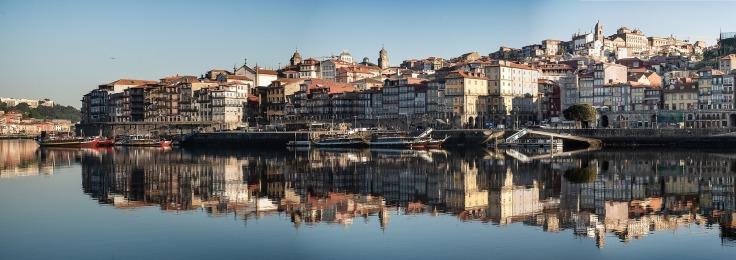 stad lissabon porto lissabon foto kade oever