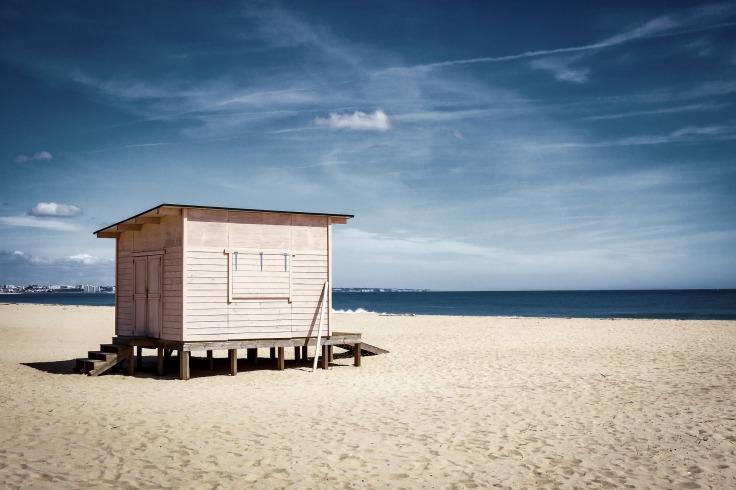 strand bij vilamoura portugal vakantie