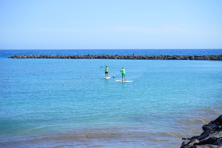 stand-up-paddle-suppen op vakantie in portugal 22