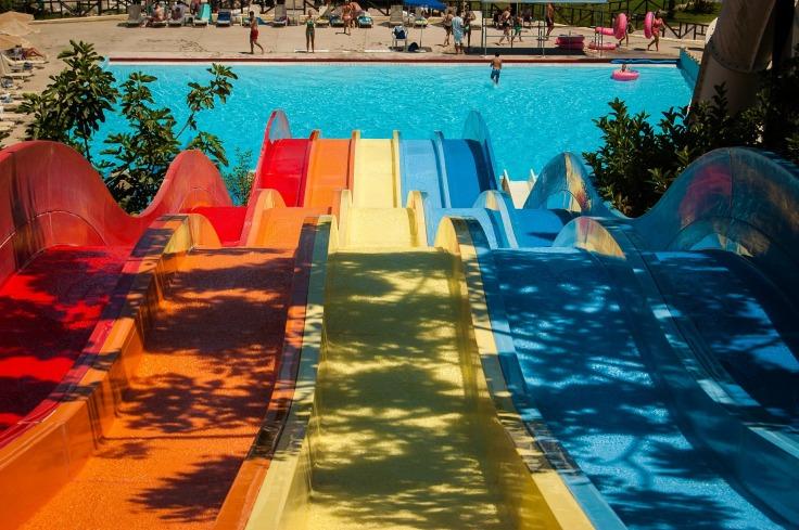 waterpark Portugal aquapark met glijbanen 10