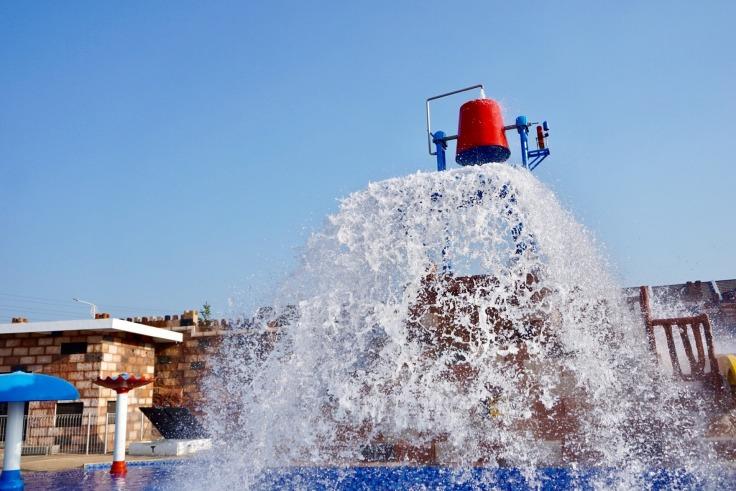 waterpark Portugal aquapark met glijbanen 45993