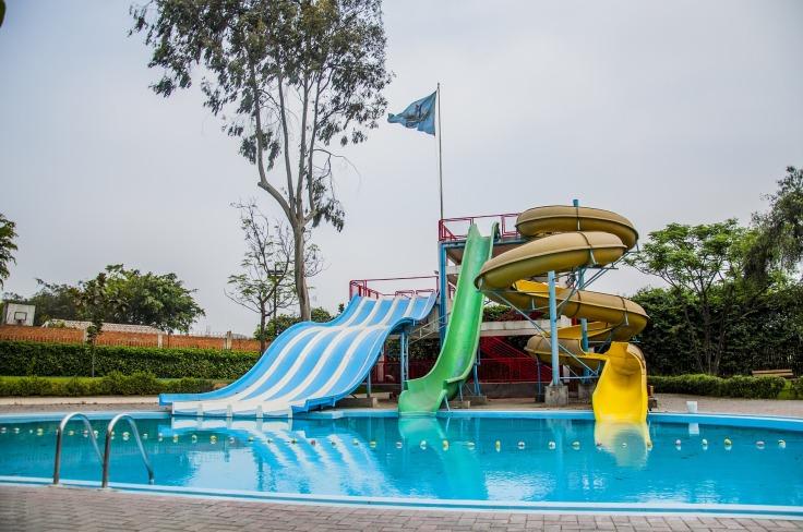 waterpark Portugal aquapark met glijbanen 5