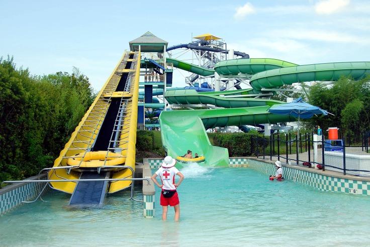waterpark Portugal aquapark met glijbanen 7243236 123